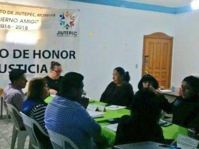 """<a href=""""/noticias/sesion-extraordinaria-del-consejo-de-honor-y-justicia-de-jiutepec"""">Sesión extraordinaria del Consejo de Honor y Justicia de Jiutepec</a>"""