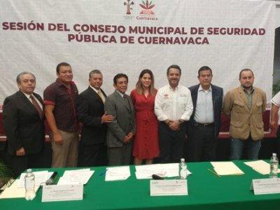"""<a href=""""/noticias/instalacion-del-consejo-municipal-de-seguridad-publica-de-cuernavaca"""">Instalación del Consejo Municipal de Seguridad Pública de Cuernavaca</a>"""